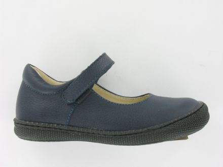 Primigi Morin  Mary Jane Velcro Shoes (Navy)